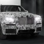 Il suv di Rolls-Royce si avvicina
