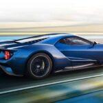 Finalmente le caratteristiche motoristiche della Ford GT