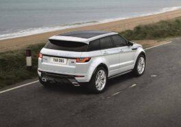 Range Rover Evoque Urban Attitude Edition