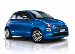 Apple CarPlay e Android Auto sulla Fiat 500 Mirror