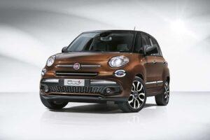 La Fiat 500L si rinnova