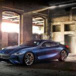 Ecco la BMW Serie 8