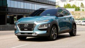Hyundai Kona, crossover audace