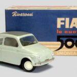 Quotazioni modellini Fiat 500