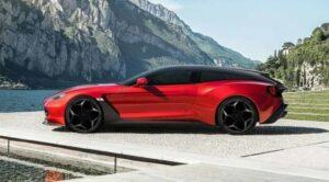 Aston Martin Shooting Brake
