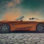 BMW Z4 Concept, che stile!