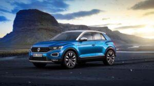 Volkswagen T-Roc suv compatto