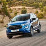 Nuove forme per la Ford EcoSport