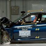 L'Alfa Romeo Giulia negli Stati Uniti vince in sicurezza
