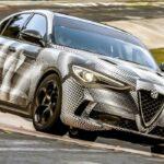 Per l'Alfa Romeo Stelvio Quadrifoglio è già record al Nürburgring