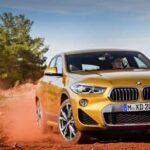 BMW X2, suv filante
