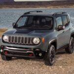 Jeep Renegade, Model Year 2018