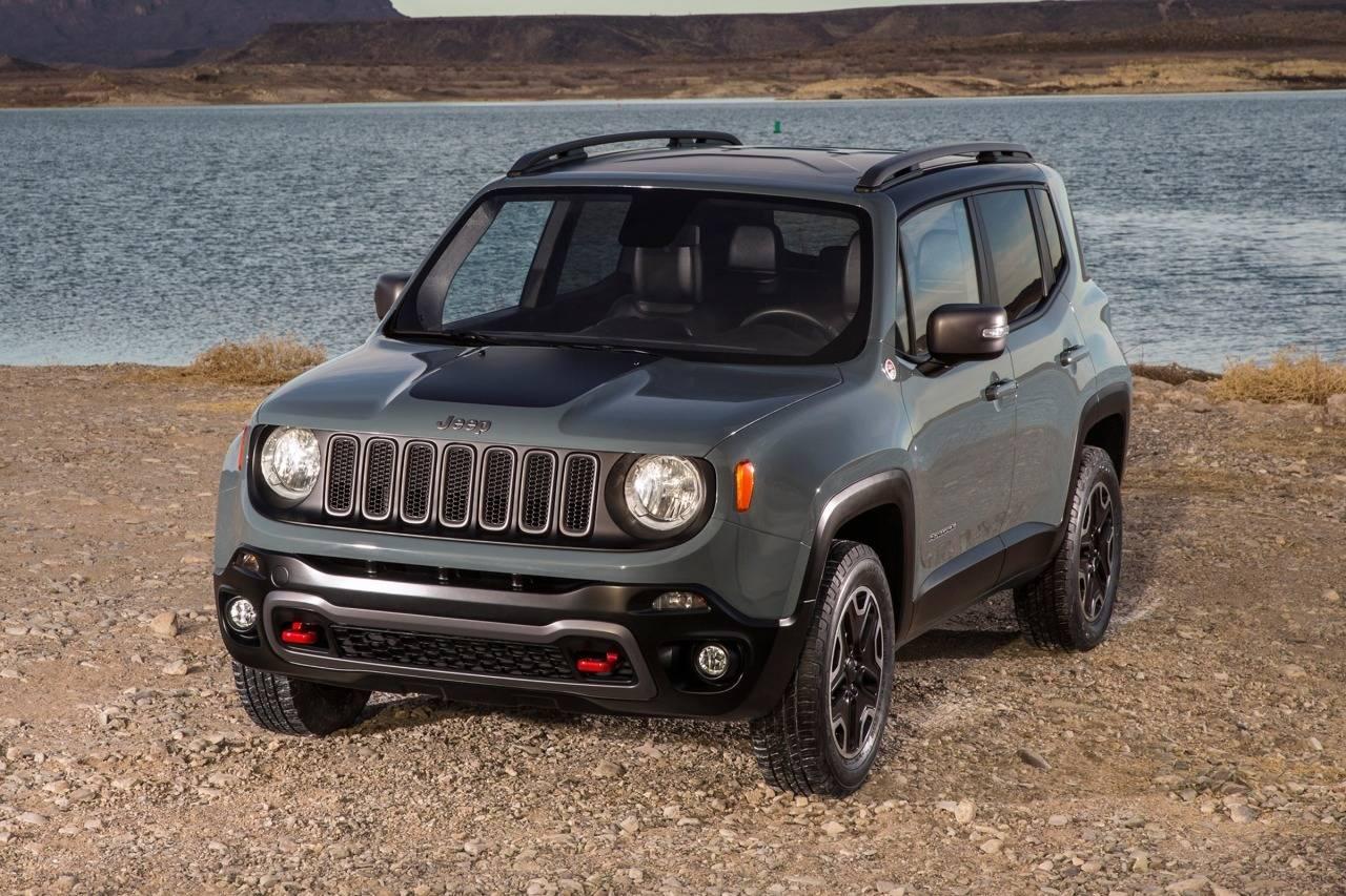 Anteprima: Nuova Jeep Renegade MY18
