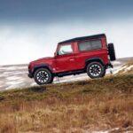 Land Rover Defender Works V8, potenza in edizione limitata