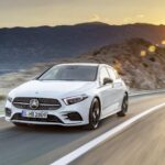 Mercedes Classe A, una bella novità