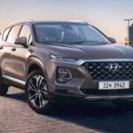 Hyundai Santa Fe, le prime immagini della nuova versione