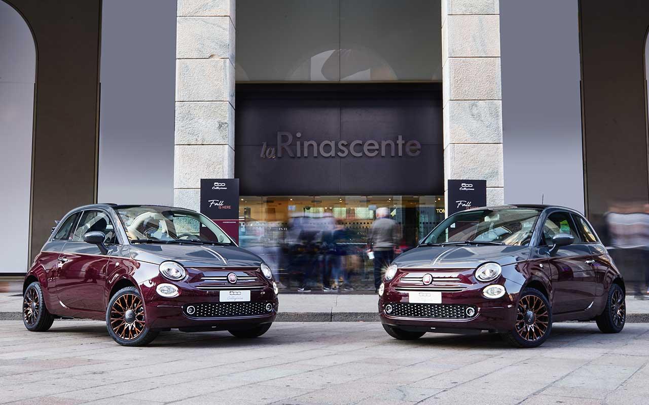4a7a51dbe5 Diciamolo, la Fiat 500 da sempre riveste un ruolo particolarmente propenso  alle mode; ricordiamo tutti alcune serie realizzate in precedenza come la  500 by ...