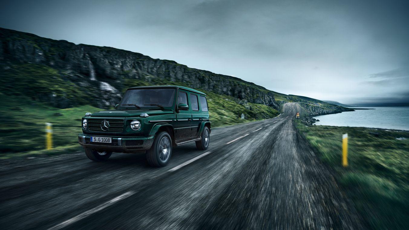 Mercedes Classe G Diesel