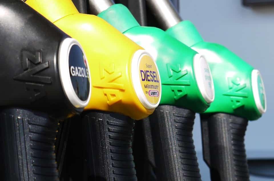 Prezzi dei carburanti