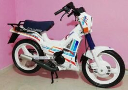 Malaguti Fifty ciclomotore moped