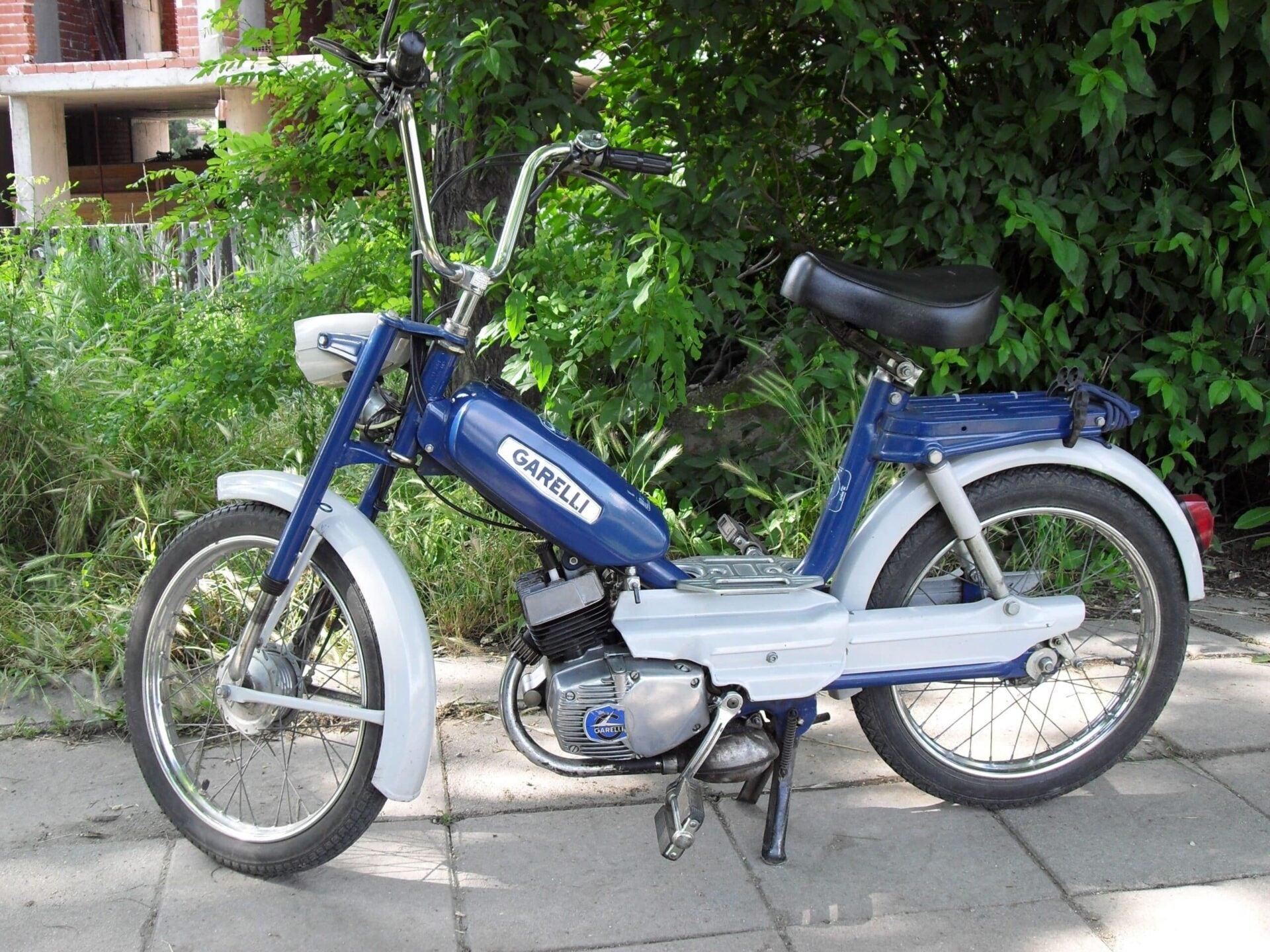 Garelli Gulp Flex ciclomotore moped