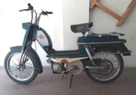 Peugeot 104 ciclomotore moped