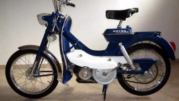 Motom Daina Matic ciclomotore moped