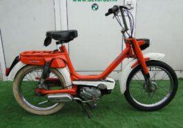 Malaguti Dribbling ciclomotore moped
