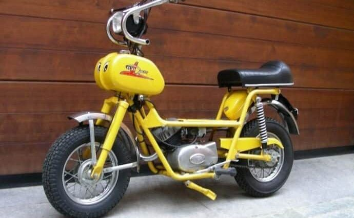 Italjet GoGo ciclomotore moped mini bike