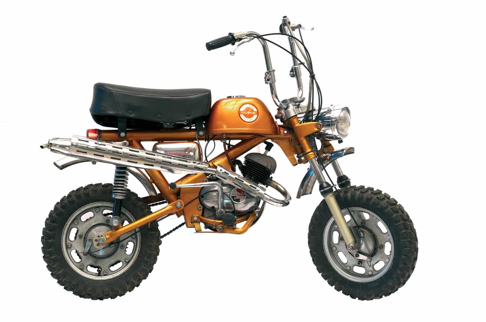 Benelli Mini Cross ciclomotore moped