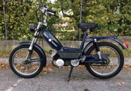 Moto Morini Dollaro ciclomotore moped