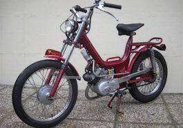 Oscar Mister College Prototipo ciclomotore moped