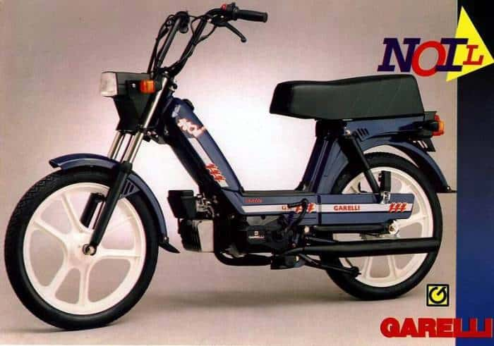 Garelli Noi ciclomotore moped