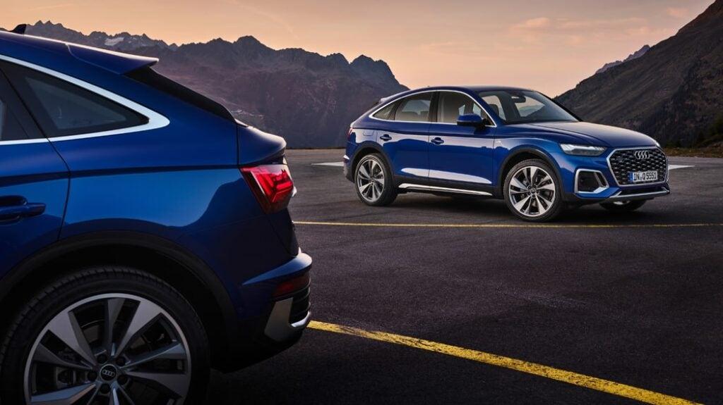 Audi ha presentato la nuova Q5 Sportback - MotoriSuMotori