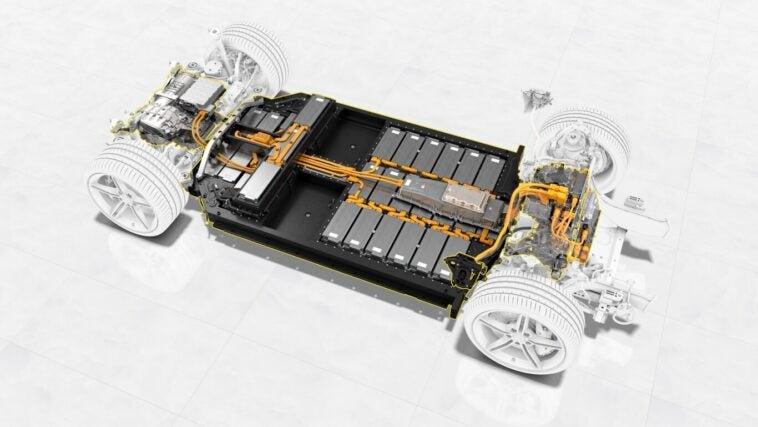 Auto elettriche con batterie da 800 Volt