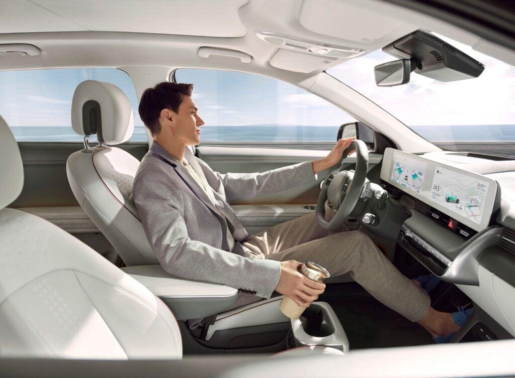 Hyundai Ioniq 5, Interni