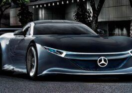 Mercedes Vision One-Eleven