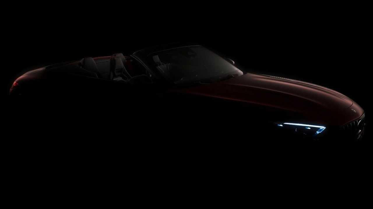 nuova Mercedes-AMG SL